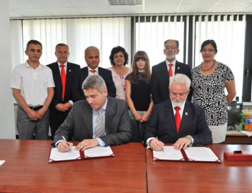 MEMORANDUM OF COOPERATION WAS  SIGNED BETWEEN THE COMMISSION AND THE UNIVERSITY OF TOURISM AND MANAGEMENT , IN SKOPJE