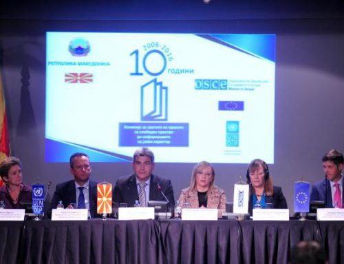 CELEBRATION OF THE 10TH ANNIVERSARY OF THE COMMISSION FOR FREE ACCESS TO PUBLIC INFORMATION